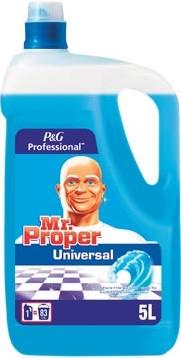 Mr. Proper allesreiniger, oceaan, fles van 5 liter