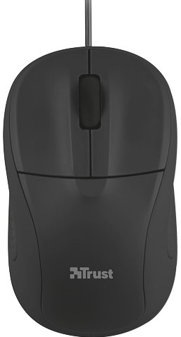 TRUST PRIMO OPTICAL MOUSE BLACK 21791 with cable
