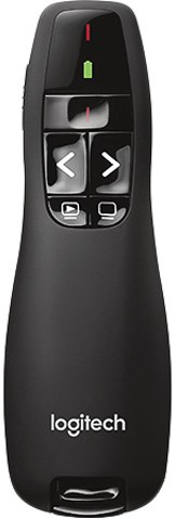 Laserpointer Logitech R400 910-001356 incl. laserpointer/wireless