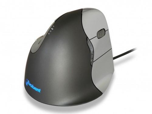 Verticale muis bedraad rechtshandig medium