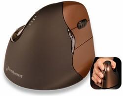 Bakker & Elkhuizen ergonomische evoluent small wireless muis