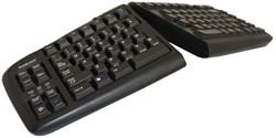 BNEGTBDE BAKKER TASTATUR DE Goldtouch V2 black USB/PS2