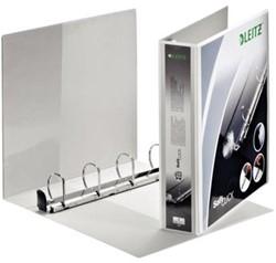 Leitz Presentatie ringband 4 rings 40mm wit maxi formaat