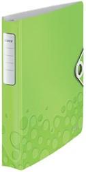 Leitz ringband SoftClick Wow groen