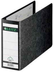 Leitz bankordner A5 zwart 8cm rug