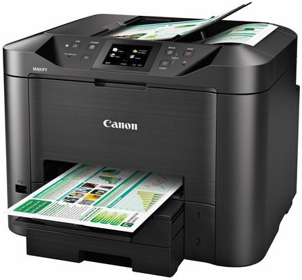 Multifunctional Canon Maxify MB5450 zwart