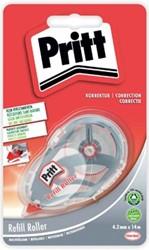Pritt correctieroller Refill Roller Midway correctieroller 4,2 mm (op blister)