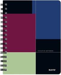 Leitz Executive notitieboek, ft A5, gelijnd
