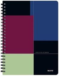 Leitz Executive notitieboek, ft A4, gelijnd