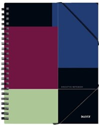 Leitz Executive notitieboek Be Mobile, ft A4, gelijnd