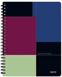 Leitz Executive notitieboek Get Organised, ft A4, geruit 5 mm