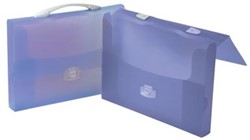 Beautone Elastobox Jelly Portable rug 4 cm blauw