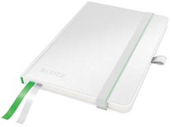 Leitz Complete notebook, ft A4, geruit, wit
