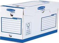 Bankers Box archiefdoos, formaat 25,3 x 20 x 34,5, pak van 20st