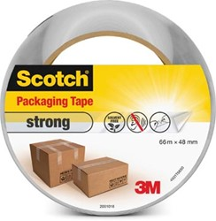 Scotch verpakkingsplakband Classic, ft 48 mm x 66 m, transparant, per rol
