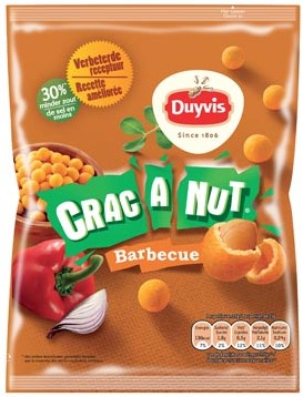 Duyvis Crac A Nut barbecue