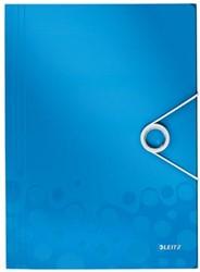 Leitz Elastomap Wow blauw