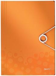 Leitz Elastomap Wow oranje