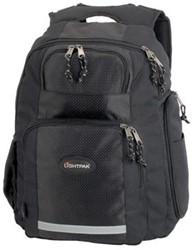 Juescha Laptop rugtas safepack zwart
