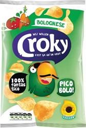 Croky chips bolognese, zakje van 100 g