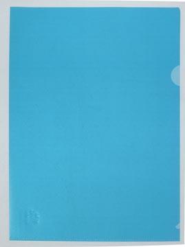 5Star insteekmap blauw gekorreld 90 micron 25 stuks