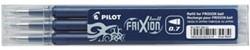 Pilot vulling voor Frixion Ball en Frixion ball clicker zwart-blauw