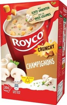 Royco Minute Soup champignons