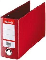 Esselte bankordner rood 8cm rug