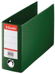 Esselte bankordner groen 8cm rug