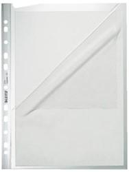 Leitz A4 showtas 130 micron premium 2 zijden open (L-model)11-gaats 100 stuks