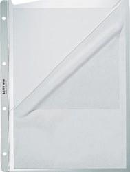 Leitz showtas A4 120 micron 2 zijden open (L-model) 11-gaats 100 stuks