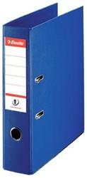 Esselte 811350 blauwe ordner 7,5cm rug
