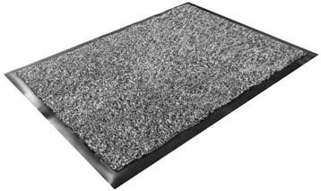 Floortex deurmat Dust Control 90 x 150 cm grijs