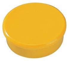 Dahle magneten diameter 32 mm, geel
