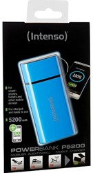 Powerbank 5200 mAh van Intenso blauw