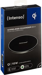 INTENSO WIRELESS CHARGER BA1 7410510 incl. adapter +1,5m charge cable