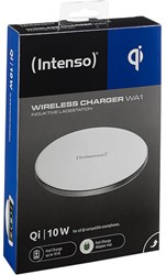 INTENSO WIRELESS CHARGER WA1 7410512 incl. adapter +1,5m charge cable