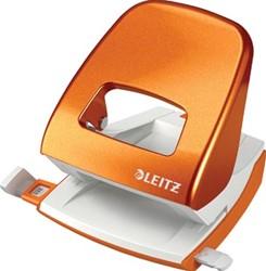 Leitz perforator 2-gaats WOW oranje