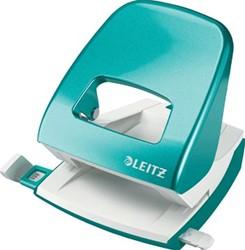 Leitz perforator 5008 WOW ijsblauw