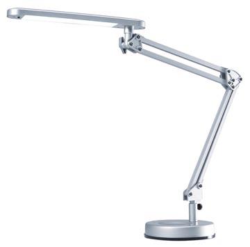 Hansa LED 4 Stars bureaulamp zilver