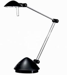 Hansa bureaulamp Madrid, LED-lamp, zwart