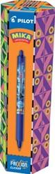 Pilot gelroller Frixion Ball Clicker Mika Limited Edition, geschenkdoos met 6 gelrollers