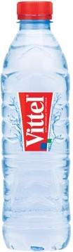 Vittel water flesje van 50cl pak van 24 stuks