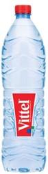 Vittel water fles van 1,5 l pak van 6 stuks