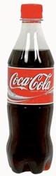Frisdranken Coca-Cola