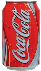 Frisdranken Coca-Cola, pak van 30 stuks