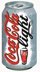 Frisdranken Coca-Cola Light, pak van 30 stuks