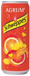 Schweppes Agrum Frisdrank