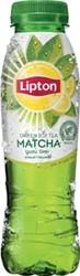 Lipton Matcha green tea yuzu limoen, 33 cl, pak van 12 stuks