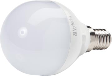 Verbatim LED lamp, fitting E14, 4,5 W, 2700 K